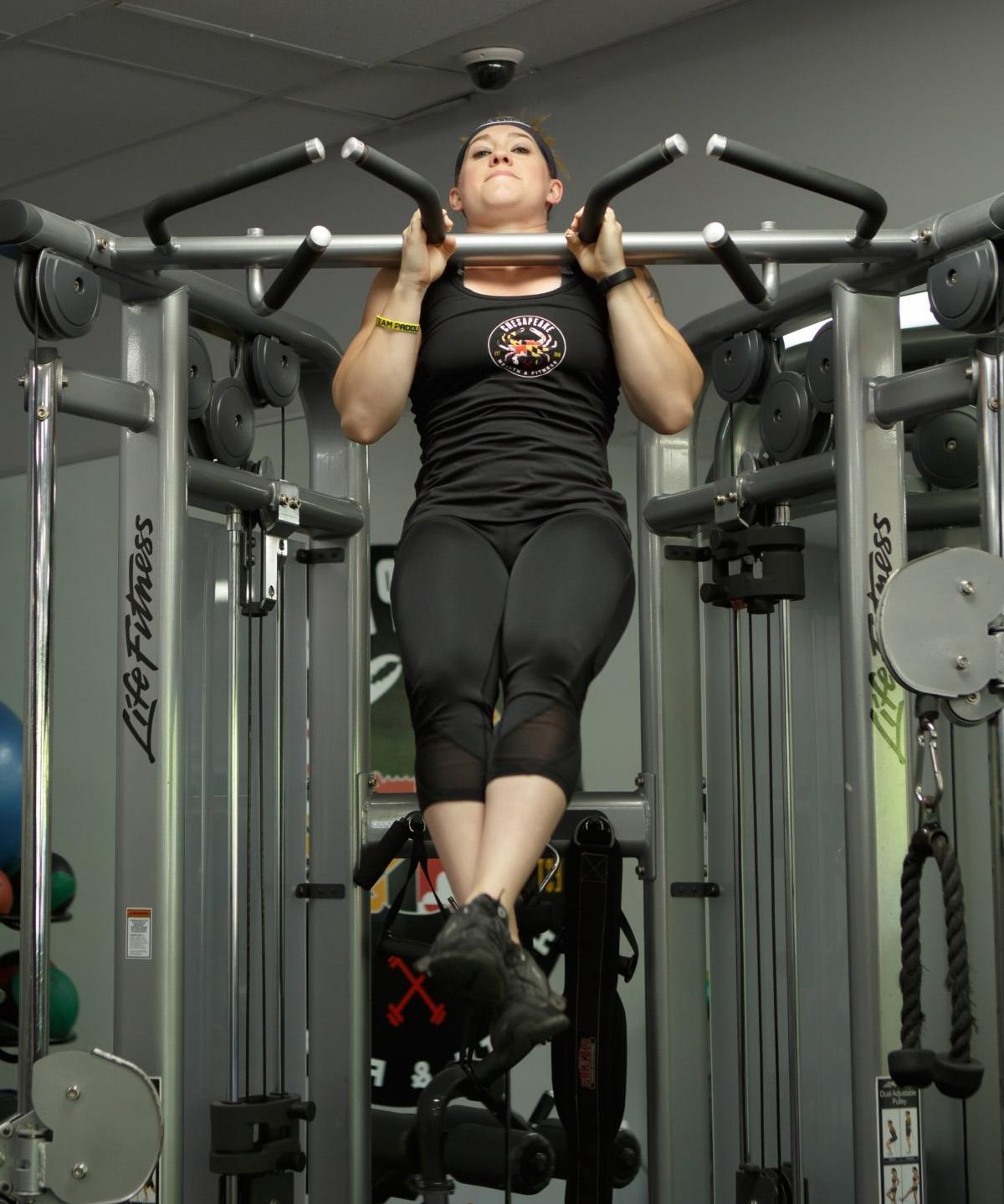 Chesapeake Health and Fitness Club